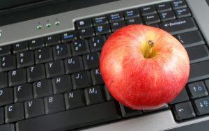 free fruit at work