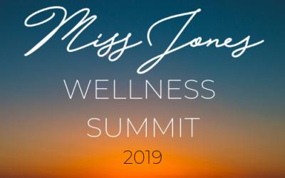 Miss Jones PA – Wellness summit special offer
