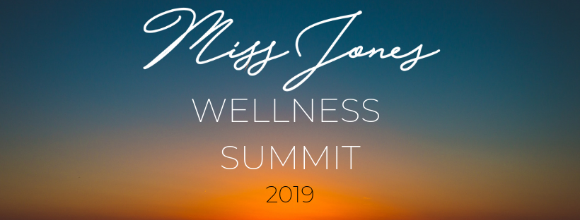 Miss Jones PA – Wellness summit special offer