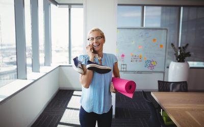 Corporate gym membership alternatives – physical activity allowance