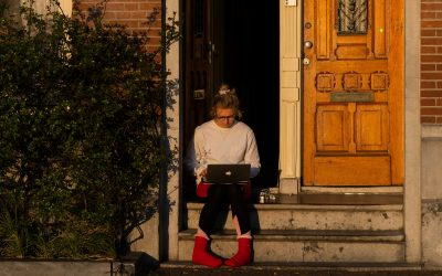 Working from home – five tips to boost your wellbeing