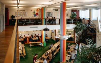 Employee wellbeing case study – Innocent Drinks