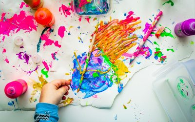 Creativity and wellbeing at work: the best of friends